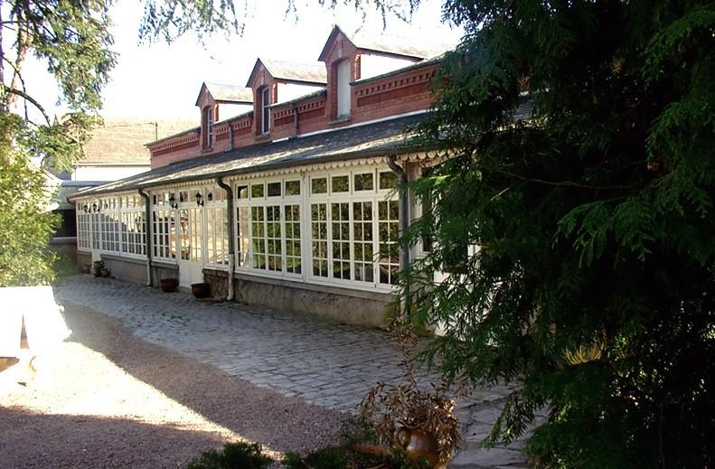 Hotel du parc salle s minaire bourges 18 for Hotel du jardin