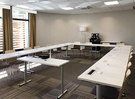 Best Western Montecristo-Bastia - Sala de reuniones