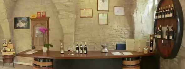 Chateau de santenay bar