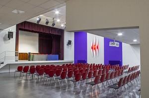 Ethic Etapes Dijon - Sala conferenze