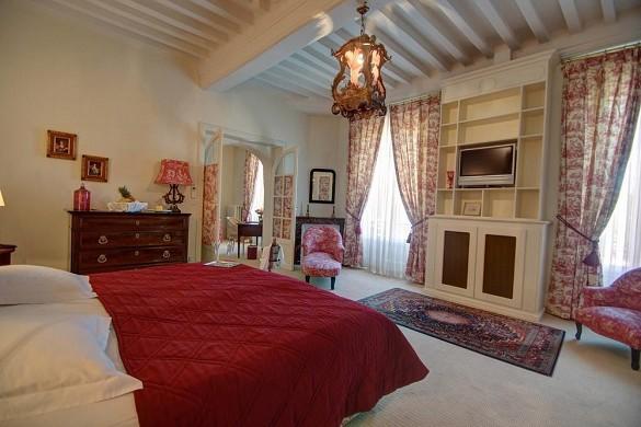 Hotel de la poste - najeti - luxury room