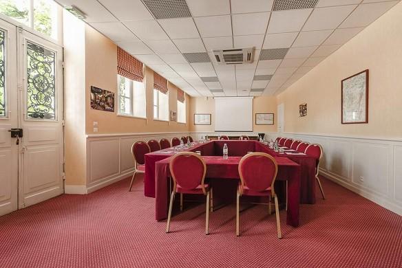 Hôtel de la poste - najeti - seminar room