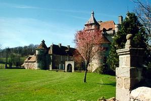 Chateau De Villemonteix - seminario Villemonteix