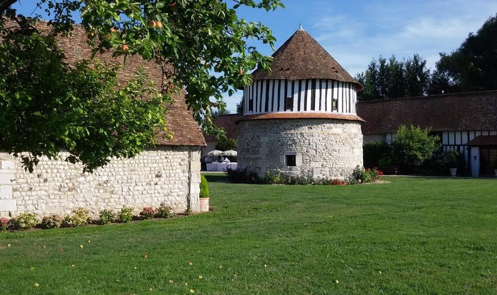 Manor Portejoie - Garten