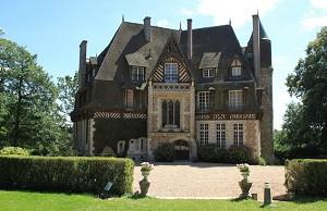 Manoir d'Aulnay - 27 lugar
