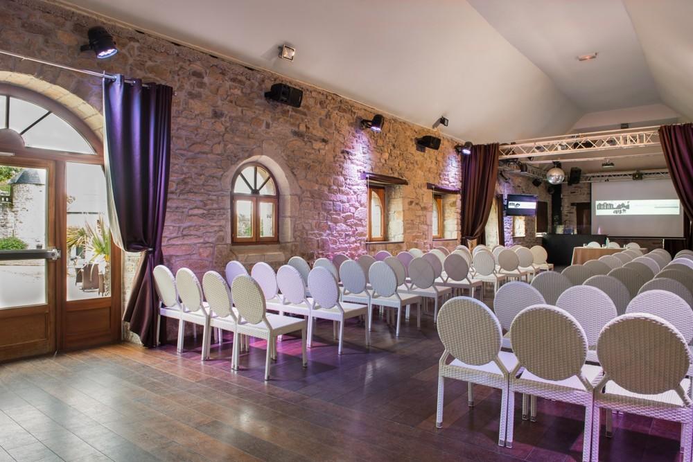 Manor del teatro di formato kerhuel - orangery