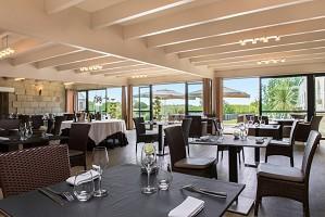 Il ristorante Preti-Manoir de Kerhuel