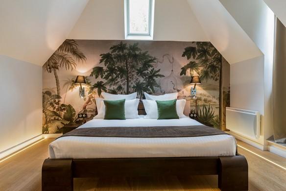 Manoir de kerhuel - habitación confort
