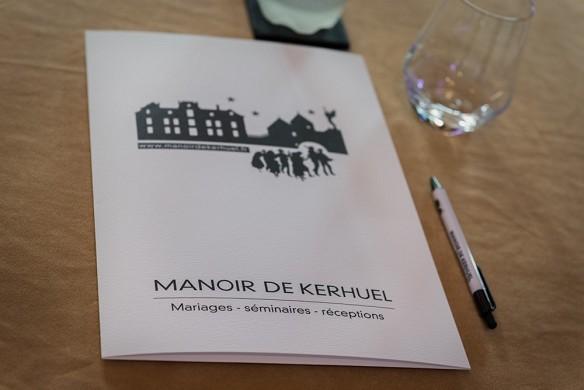 Manoir de kerhuel - organización de jornadas de estudio