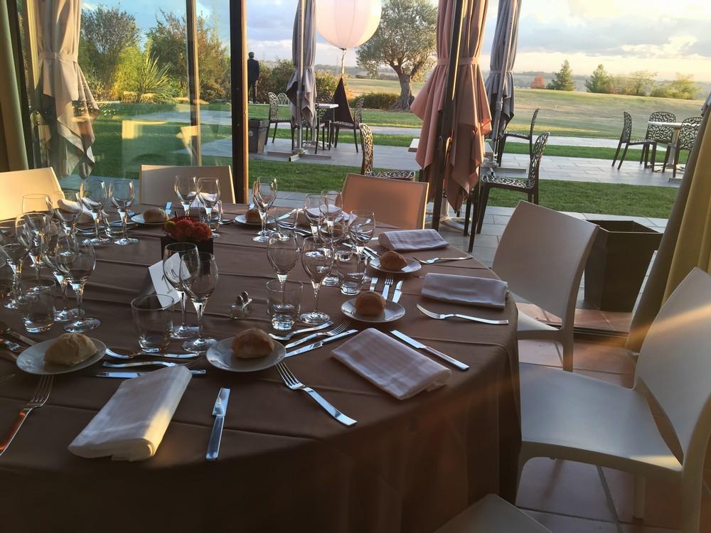Domaine golf estolosa - dîner de gala