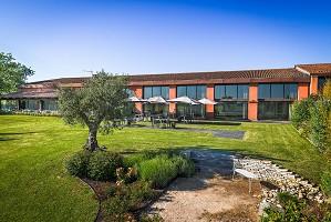 facciata Sud - Domaine Golf Estolosa