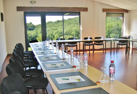 Estolosa Golf Estate - meeting room