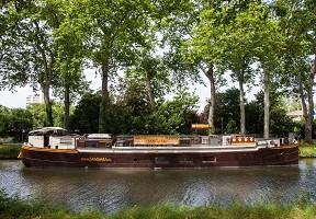 Peniche Samsara - Boot Außen