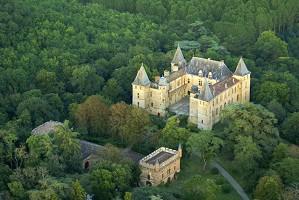 Château de Caumont - seminario Cazaux-Saves