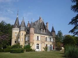 Château le Haget - seminario Montesquiou