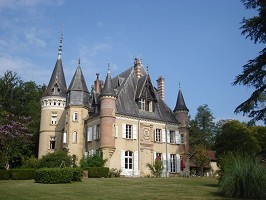 Château le Haget - seminário de Montesquiou