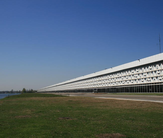 Centro Congressi di Bordeaux - esterno