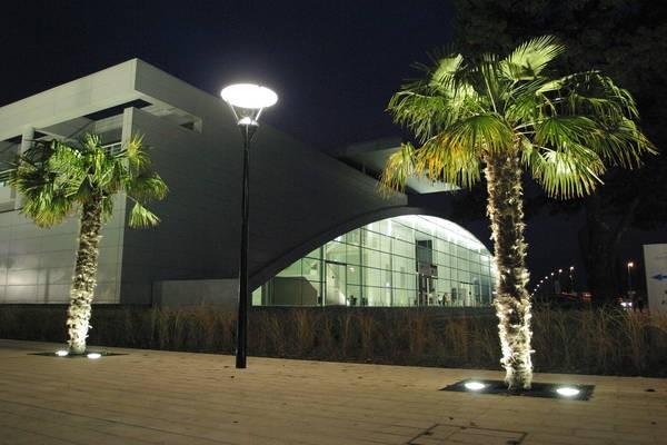 Centro Congressi di Bordeaux - di notte