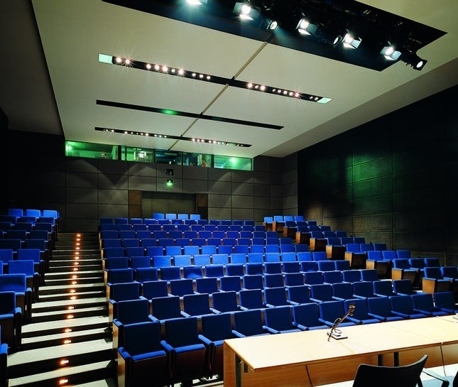 Centro Congressi di Bordeaux - auditorium