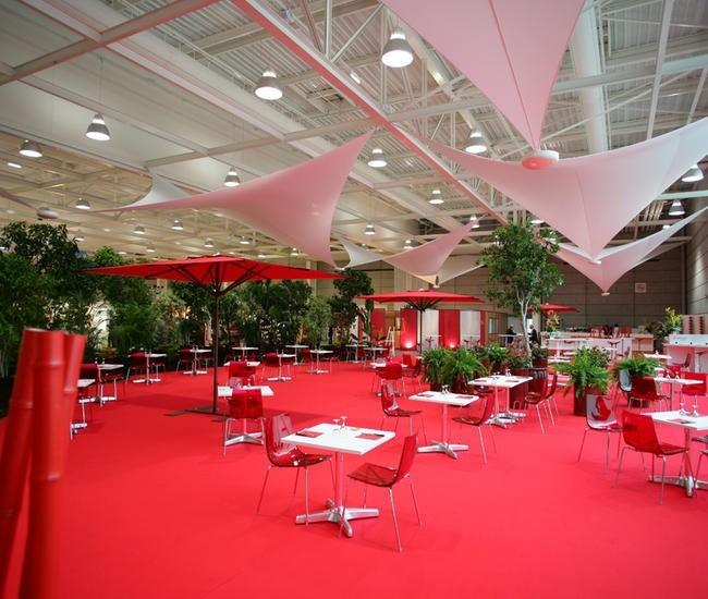 Centro Congressi di Bordeaux - spazio plurale