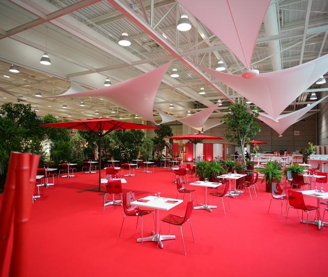 Bordeaux Congress Center - plural space