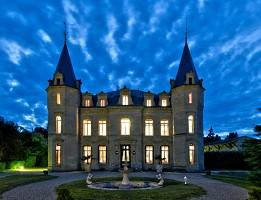 Château Pontet d'Eyrans - Noche