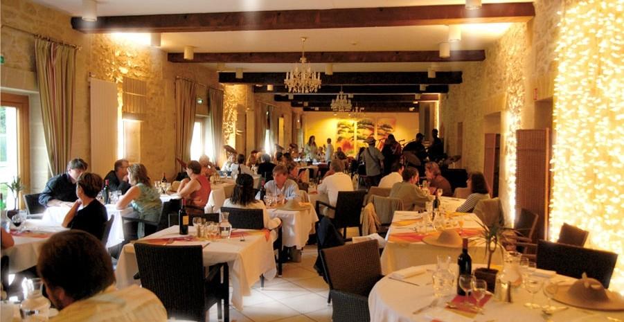 Dominio del restaurante valmont barsac