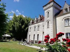 Château de Salles - Außenansicht