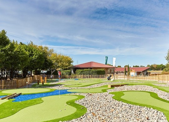 Golf de pessac - mini golf