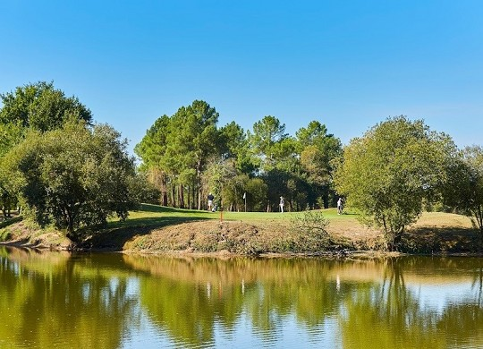 Golf de pessac - le golf