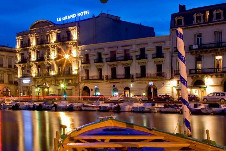 Hotel Sete Avec Piscine