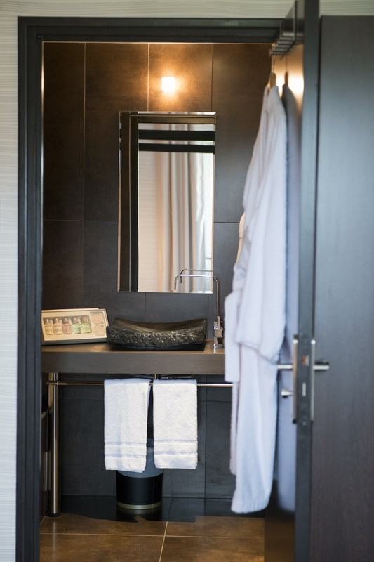 Domaine des lys - Badezimmer