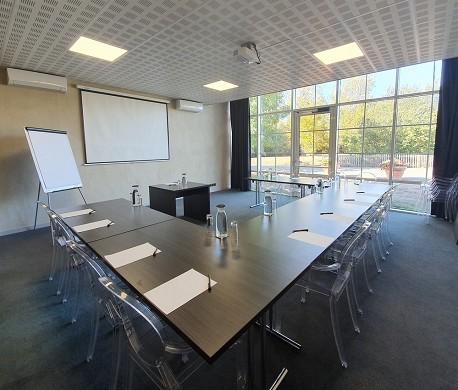 Domaine des lys - sala de reuniones