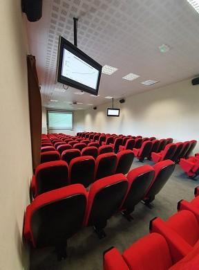 Domaine des lys - auditorio