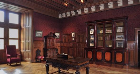 Château d'azay le rideau - interior