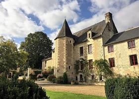 Au Prince Grenouille - Esterno