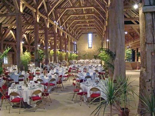 Barn meslay - Reception Room