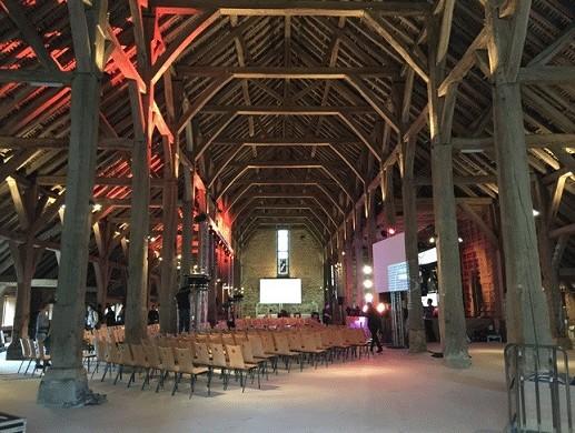 Grange de meslay - corporate events