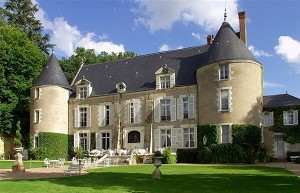 Château de Pray - Exterior