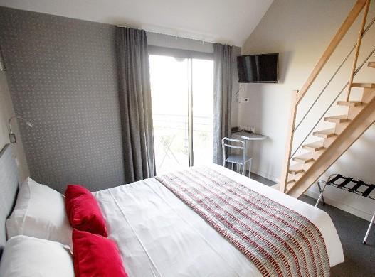 Imago hotel restaurant - room
