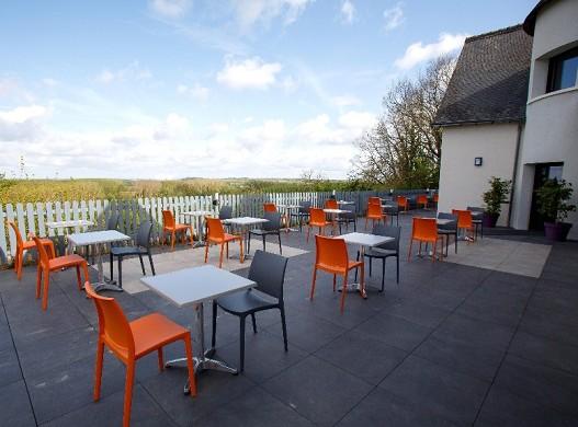 Imago Hotel Restaurant - Terrace