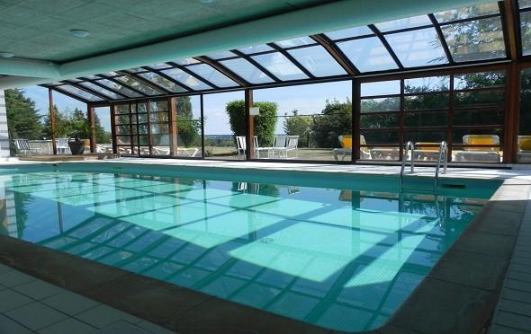 El luccotel - piscina