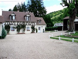La Grange Des Aulnaies - Veranstaltungsort 95