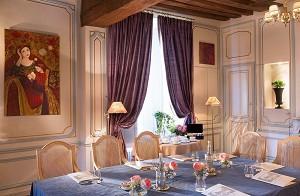 Sala de reuniones - Château de Noizay