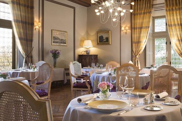 Castillo de Noizay - restaurante