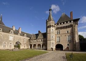 Château de Talcy - Castello del seminario di Blois