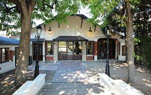 Ristorante Le Jardin D'Ohe - luogo in un ristorante