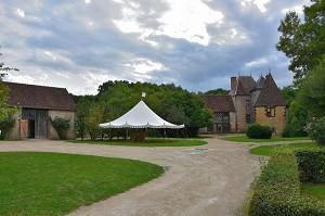 Seigneurie d'Alleray - Esterno
