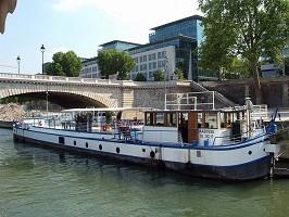 Barco Aabysse - seminario de Alfortville