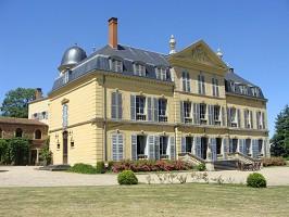 Château d'Ailly - Fassade